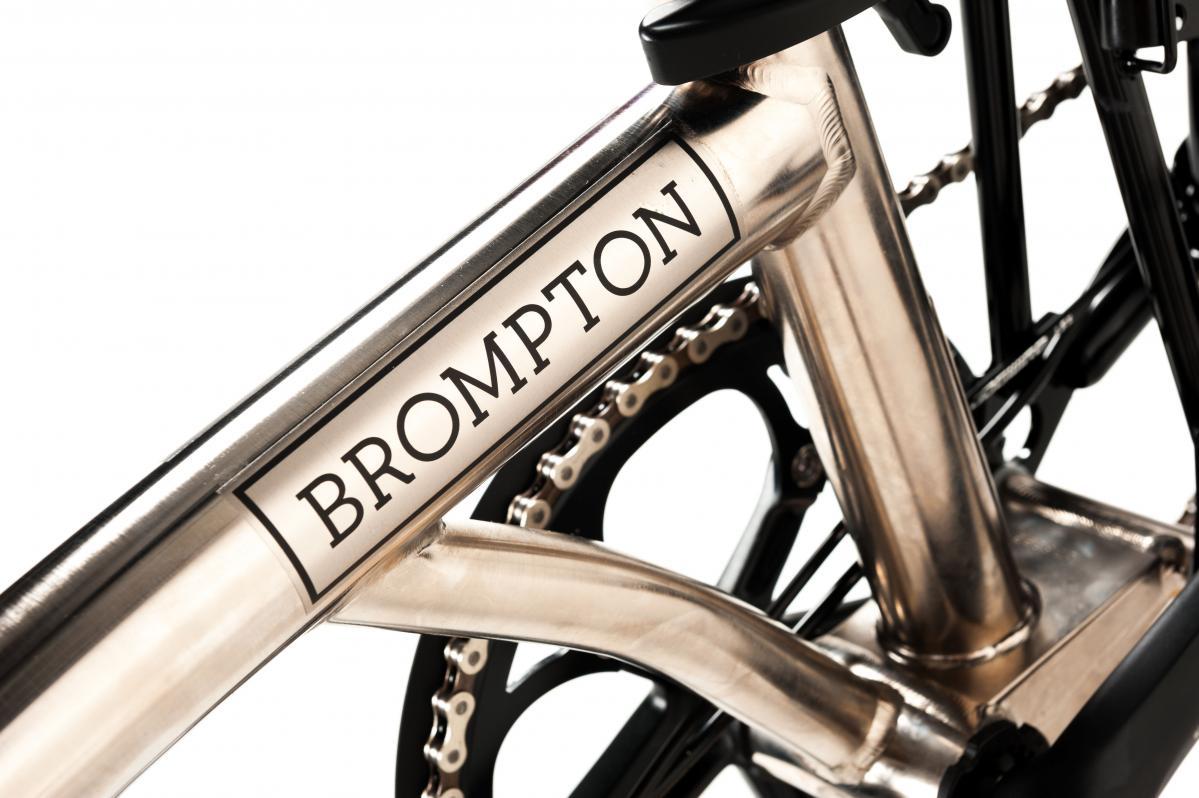 Brompton Nickel Edition