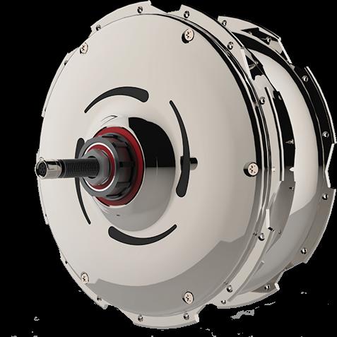 Klaxon and Zehus - Hub Motors of the Future