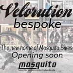 We are really excited to welcome Mosquito bikes to the Velorution family